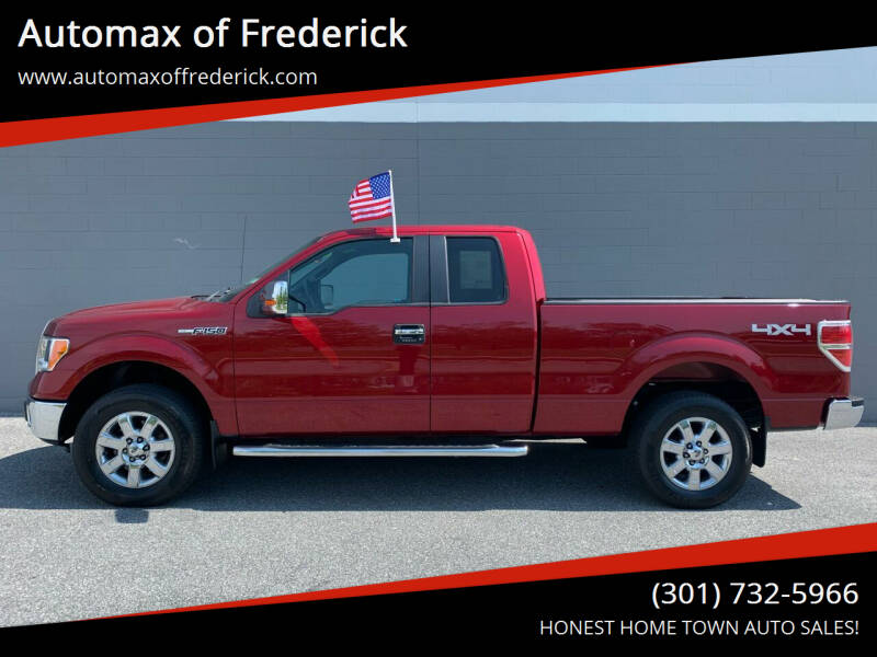 2013 Ford F-150 for sale at Automax of Frederick in Frederick MD