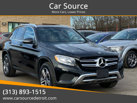 2019 Mercedes-Benz GLC for sale at Car Source in Detroit MI