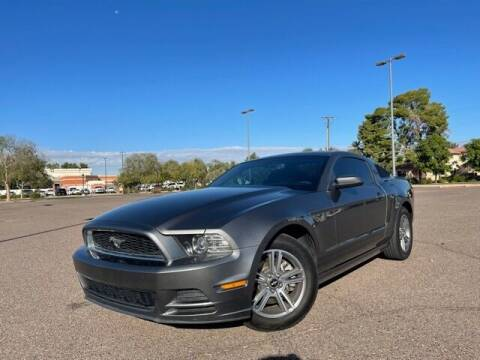 2013 Ford Mustang for sale at DR Auto Sales in Glendale AZ
