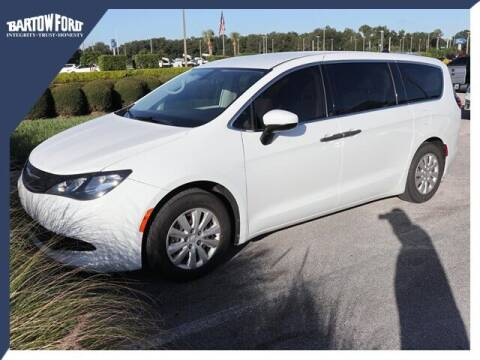 2018 Chrysler Pacifica for sale at BARTOW FORD CO. in Bartow FL