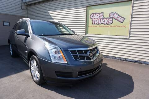 2010 Cadillac SRX for sale at Cars Trucks & More in Howell MI