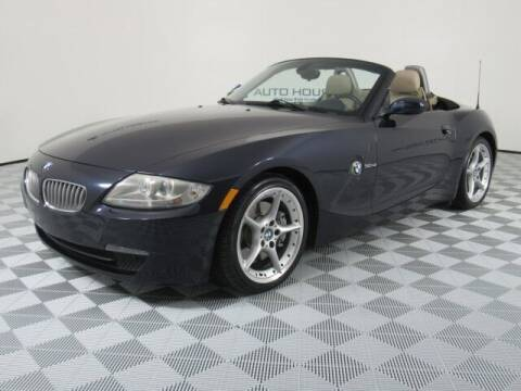 2008 BMW Z4 for sale at Autos by Jeff Tempe in Tempe AZ