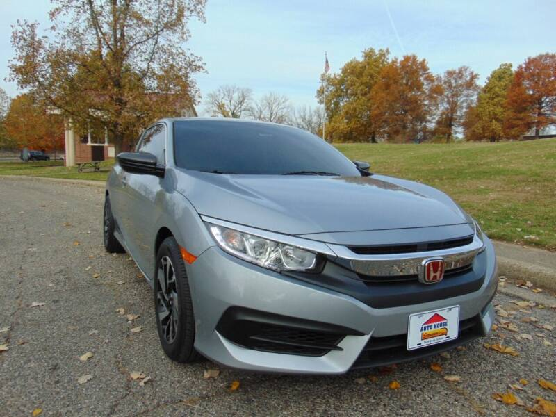 2017 Honda Civic for sale at Auto House Superstore in Terre Haute IN