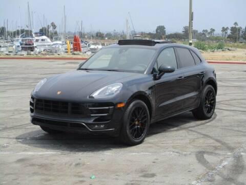 2017 Porsche Macan for sale at Convoy Motors LLC in National City CA