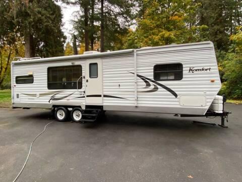 2005 Komfort 282TS for sale at AC Enterprises in Oregon City OR