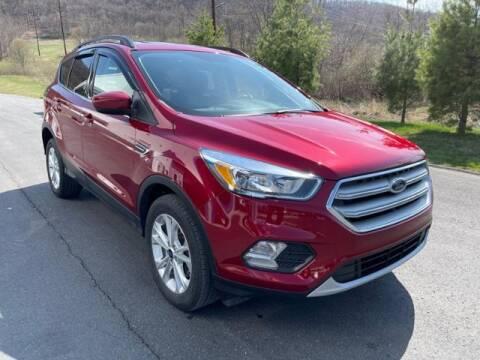 2018 Ford Escape for sale at Hawkins Chevrolet in Danville PA