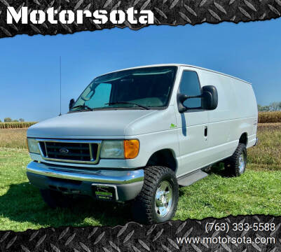 2007 Ford E-350 for sale at Motorsota in Becker MN