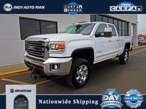 2017 GMC Sierra 2500HD for sale at INDY AUTO MAN in Indianapolis IN