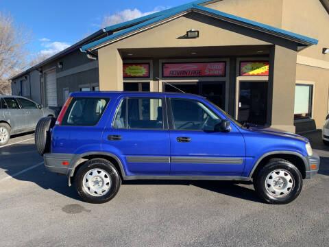 2001 Honda CR-V for sale at Advantage Auto Sales in Garden City ID