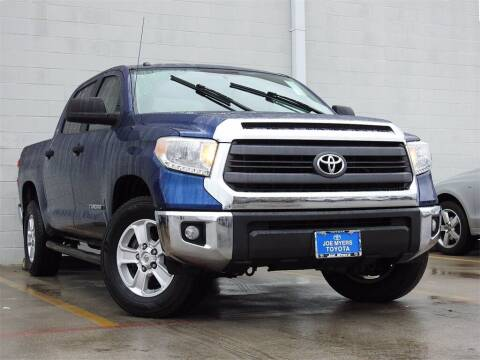 2015 Toyota Tundra for sale at Joe Myers Toyota PreOwned in Houston TX