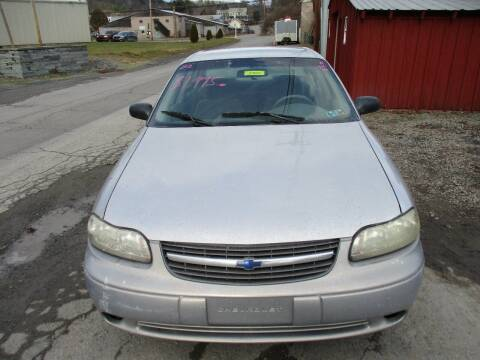 2002 Chevrolet Malibu for sale at FERNWOOD AUTO SALES in Nicholson PA