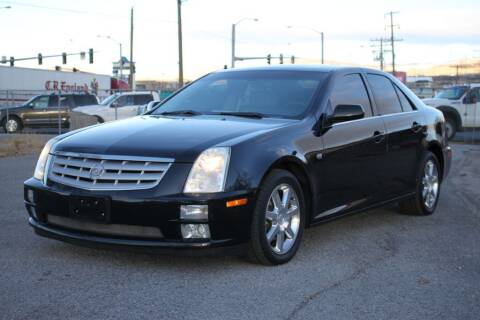 2005 Cadillac STS for sale at Motor City Idaho in Pocatello ID