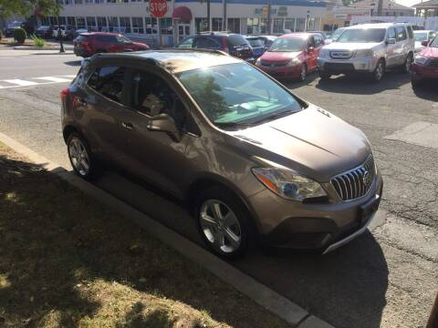 2015 Buick Encore for sale at UNION AUTO SALES in Vauxhall NJ
