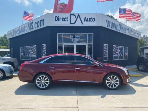 2017 Cadillac XTS for sale at Direct Auto in D'Iberville MS
