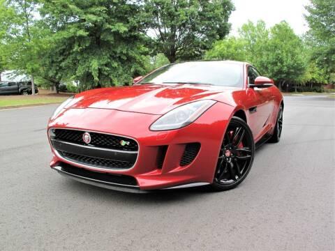2015 Jaguar F-TYPE for sale at Top Rider Motorsports in Marietta GA