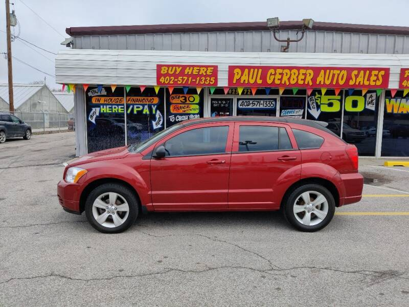 2010 Dodge Caliber for sale at Paul Gerber Auto Sales in Omaha NE