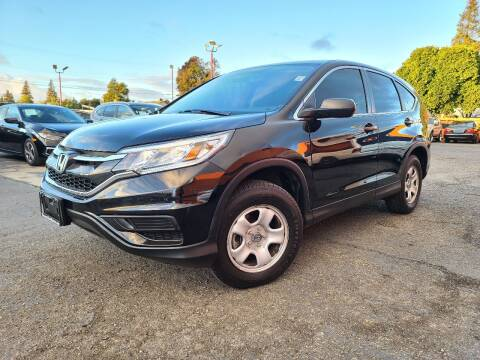 2016 Honda CR-V for sale at City Motors in Hayward CA