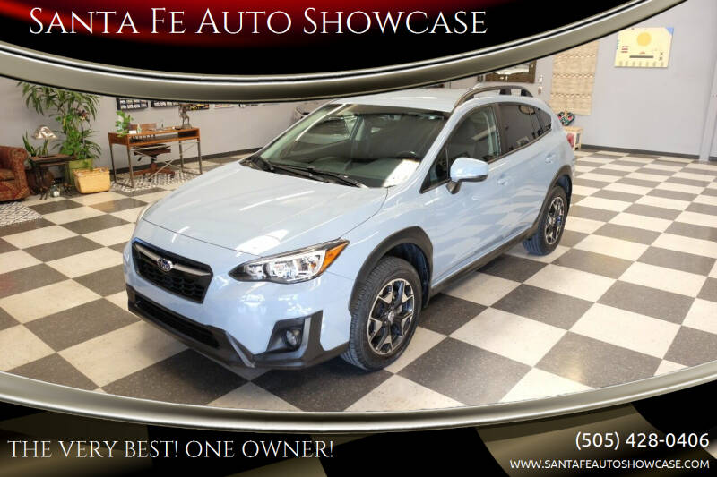 2018 Subaru Crosstrek for sale at Santa Fe Auto Showcase in Santa Fe NM