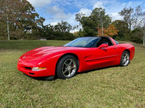 2003 Chevrolet Corvette for sale at Front Porch Motors Inc. in Conyers GA