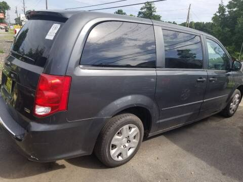 2011 Dodge Grand Caravan for sale at Palmer Automobile Sales in Decatur GA