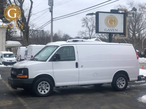 2009 Chevrolet Express Cargo for sale at Gaven Auto Group in Kenvil NJ