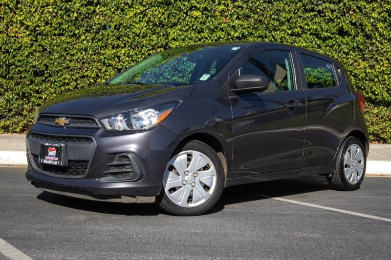 2016 Chevrolet Spark for sale at 605 Auto  Inc. in Bellflower CA