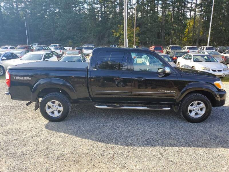 2005 Toyota Tundra for sale at WILSON MOTORS in Spanaway WA