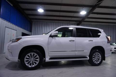 2017 Lexus GX 460 for sale at SOUTHWEST AUTO CENTER INC in Houston TX