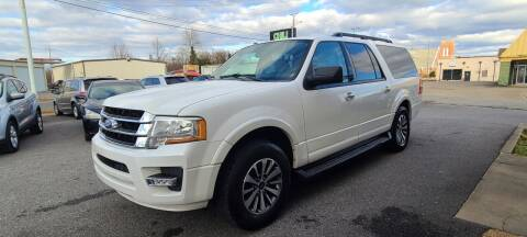 2015 Ford Expedition EL for sale at CHILI MOTORS in Mayfield KY