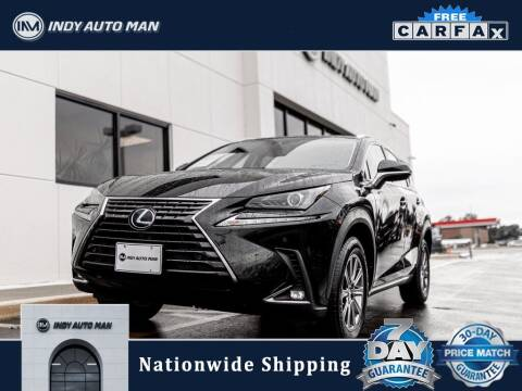 2018 Lexus NX 300h for sale at INDY AUTO MAN in Indianapolis IN