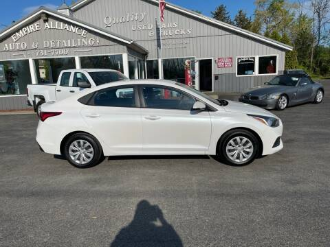 2018 Hyundai Accent for sale at Empire Alliance Inc. in West Coxsackie NY
