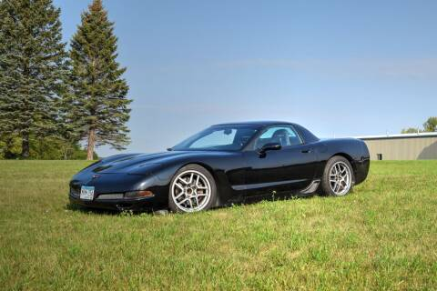 1999 Chevrolet Corvette for sale at Hooked On Classics in Watertown MN