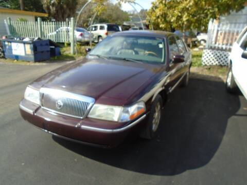 2003 Mercury Grand Marquis for sale at Bargain Auto Mart Inc. in Kenneth City FL