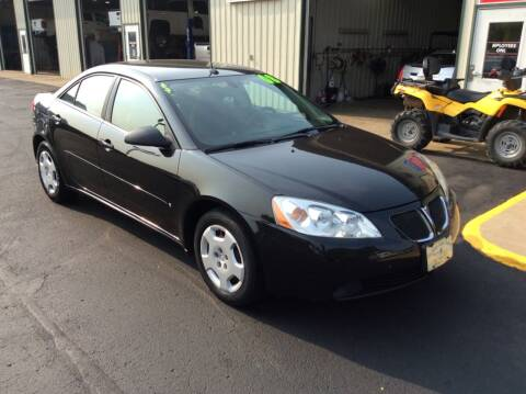 2008 Pontiac G6 for sale at TRI-STATE AUTO OUTLET CORP in Hokah MN