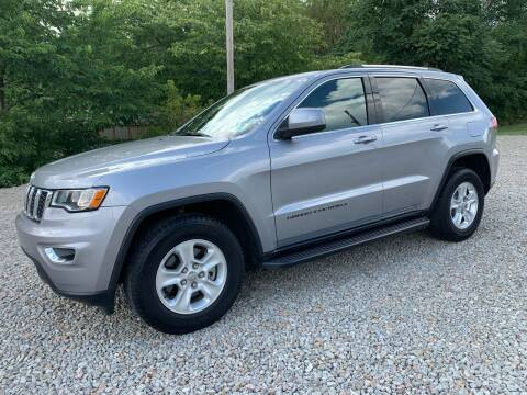 2017 Jeep Grand Cherokee for sale at Reds Garage Sales Service Inc in Bentleyville PA