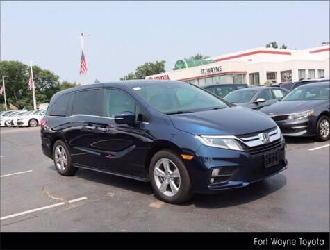 2018 Honda Odyssey for sale at BOB ROHRMAN FORT WAYNE TOYOTA in Fort Wayne IN