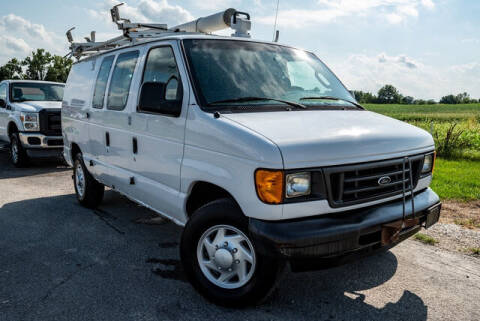 2007 Ford E-Series Cargo for sale at Fruendly Auto Source in Moscow Mills MO