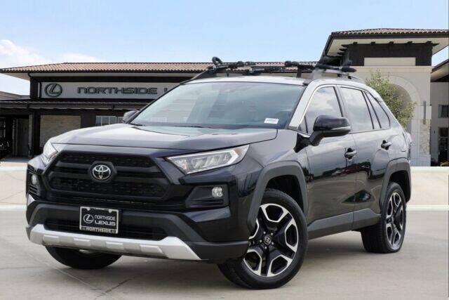 2019 Toyota RAV4 for sale in Houston, TX