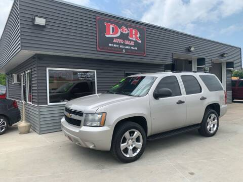 2008 Chevrolet Tahoe for sale at D & R Auto Sales in South Sioux City NE
