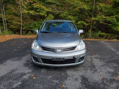 2012 Nissan Versa for sale at Innovative Auto Group in Little Ferry NJ