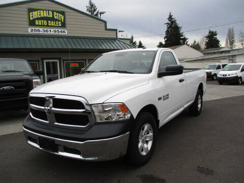 2016 RAM Ram Pickup 1500 for sale at Emerald City Auto Inc in Seattle WA