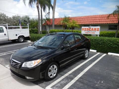 2010 Hyundai Elantra for sale at Uzdcarz Inc. in Pompano Beach FL