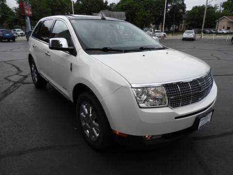 2009 Lincoln MKX for sale at Grant Park Auto Sales in Rockford IL
