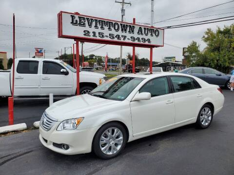 2008 Toyota Avalon for sale at Levittown Auto in Levittown PA