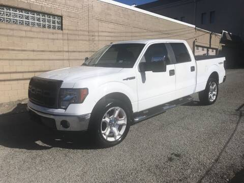 2009 Ford F-150 for sale at MG Auto Sales in Pittsburgh PA