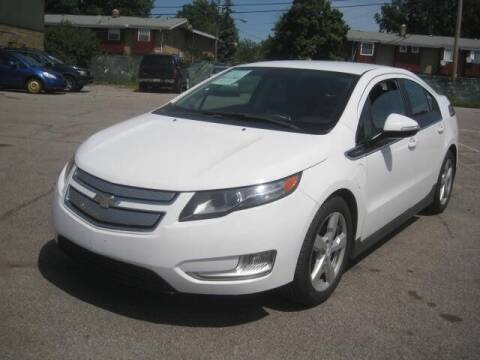 2013 Chevrolet Volt for sale at ELITE AUTOMOTIVE in Euclid OH
