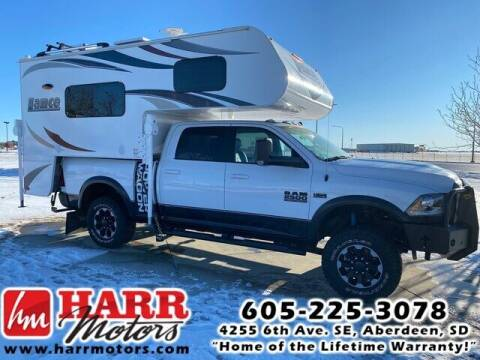 2017 RAM Ram Pickup 2500 for sale at Harr's Redfield Ford in Redfield SD