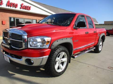 2008 Dodge Ram Pickup 1500 for sale at Eden's Auto Sales in Valley Center KS