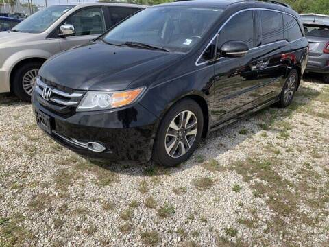 2015 Honda Odyssey for sale at CROWN  DODGE CHRYSLER JEEP RAM FIAT in Pascagoula MS