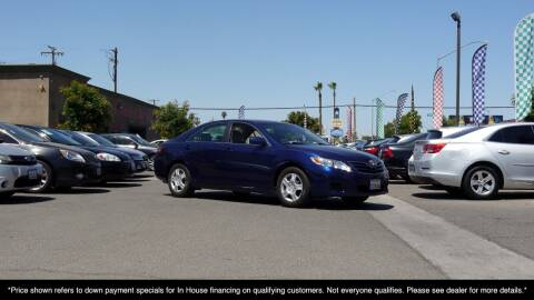 2011 Toyota Camry for sale at Westland Auto Sales on 7th in Fresno CA